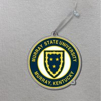 Murray State Acrylic Ornament - Academic Seal