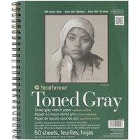 STRATHMORE GRAY TONES SKETCHBOOK- 9X12