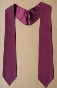 Graduation Regalia - Residential College Stole (required)