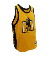 C T 22 GOLD/NAVY BASKETBALL JERSEY F19 S